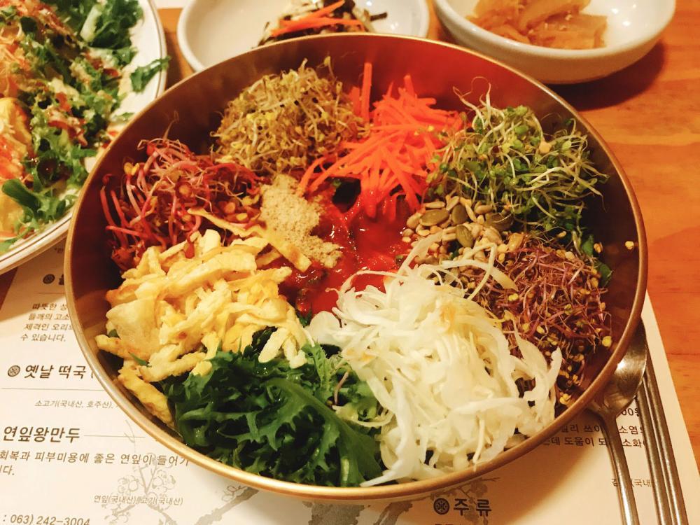 다담 비빔밥